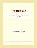 Immensee (Webster's ...