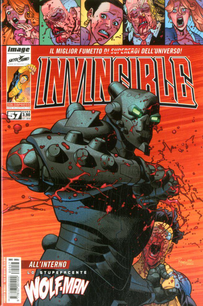 Invincible n. 57