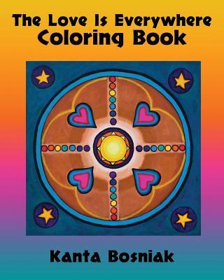 The Love is Everywhere Coloring Book