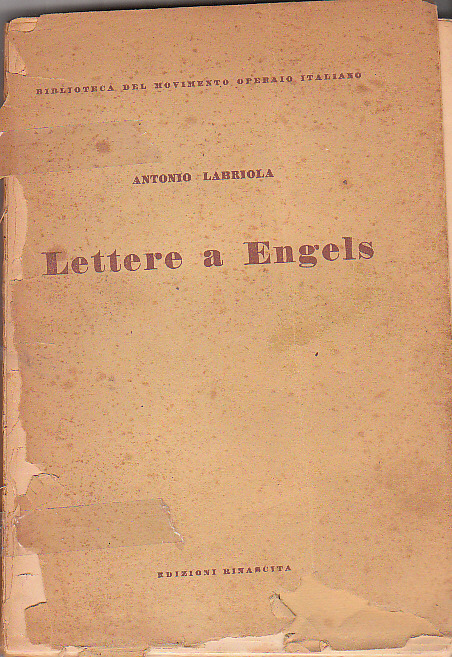 Lettere a Engels