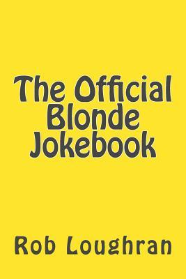 The Official Blonde Jokebook