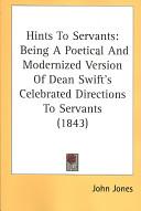 Hints to Servants