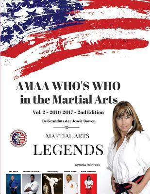 2016 Who's Who in the Martial Arts