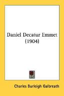 Daniel Decatur Emmet (1904)