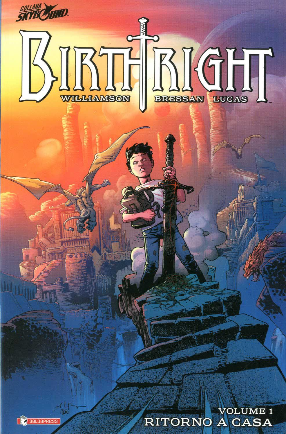 Birthright vol. 1