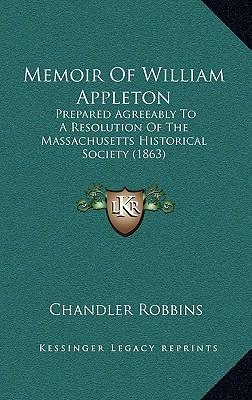 Memoir of William Appleton