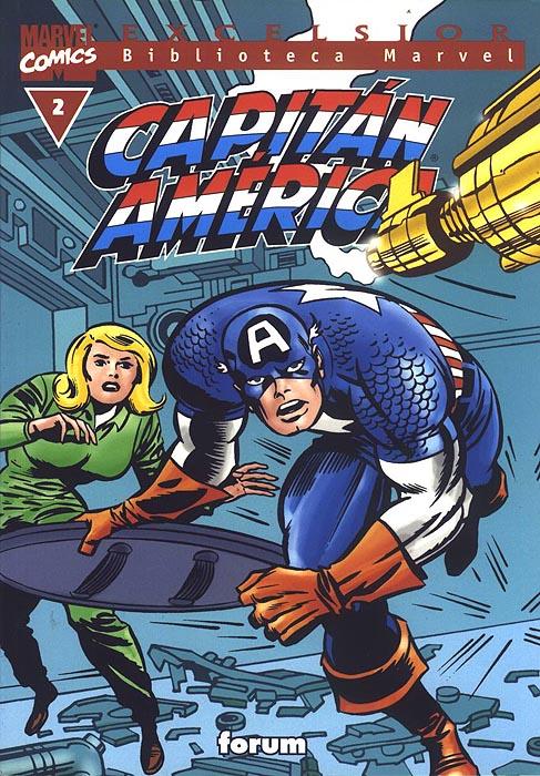 Biblioteca Marvel: Capitán América #2 (de 20)