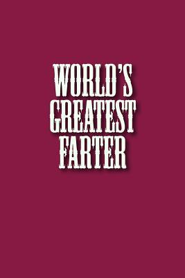 World's Greatest Farter Journal