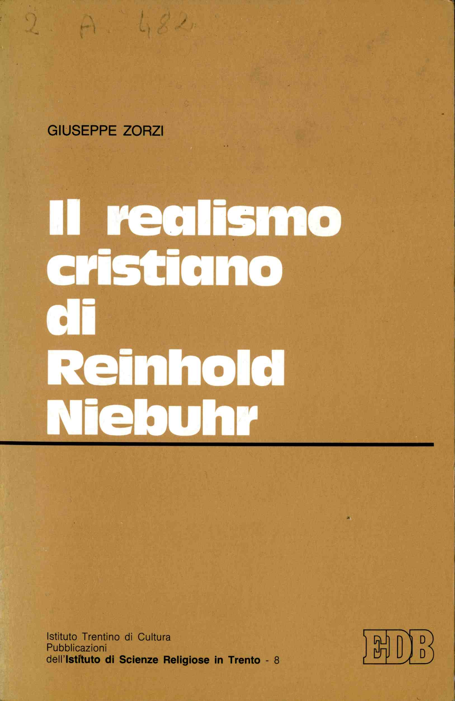Il realismo cristiano di Reinhold Niebuhr