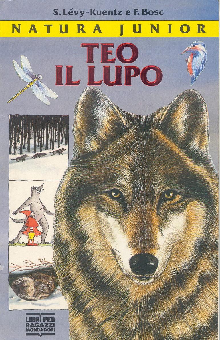 Teo, il lupo