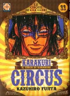 Karakuri Circus vol. 11
