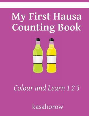 My First Hausa Counting Book