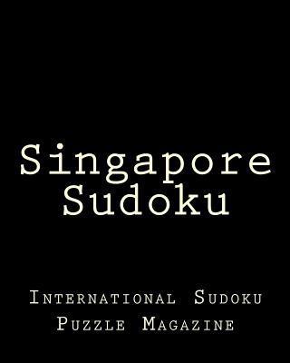 Singapore Sudoku