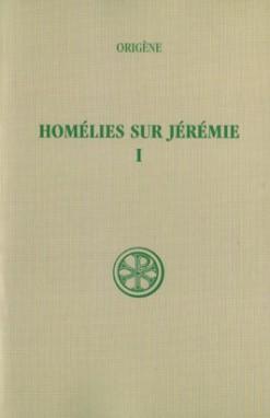 Homélies sur Jéré...
