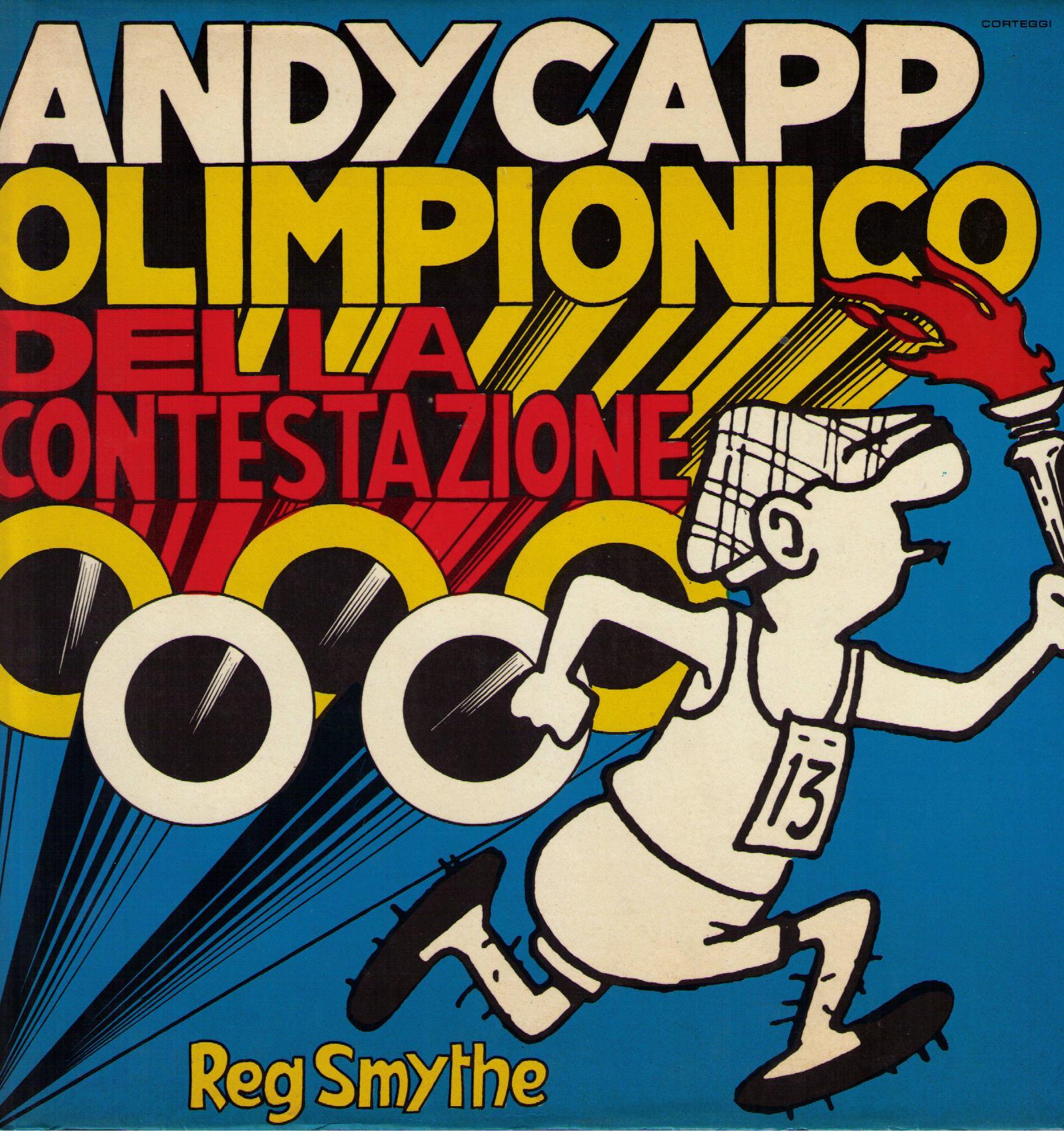 Andy Capp: Olimpioni...