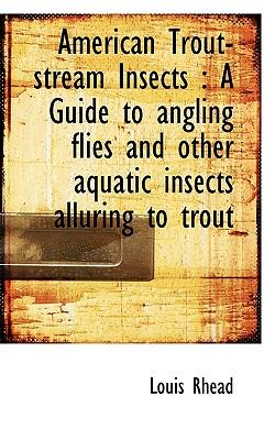 American Trout-Stream Insects