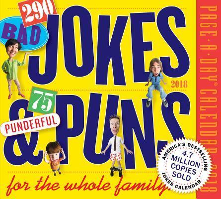 290 Bad Jokes & 75 P...