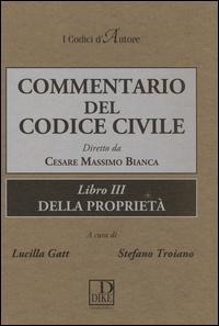 Commentario del codice civile. Libro 3°