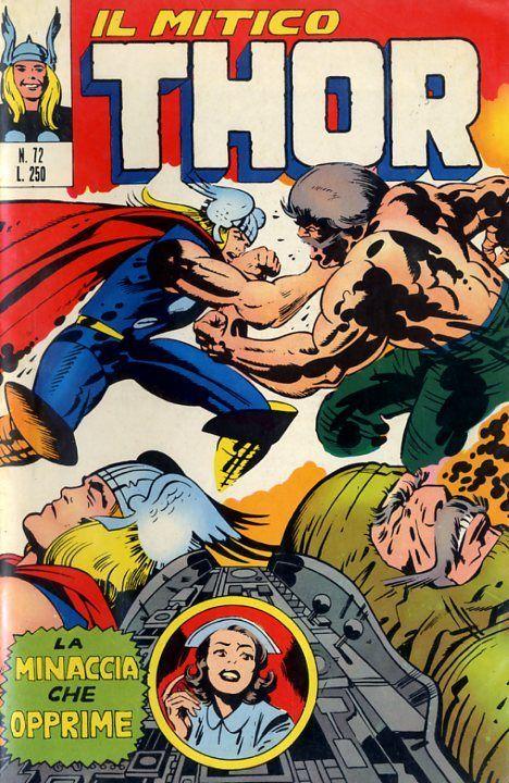 Il Mitico Thor n. 72