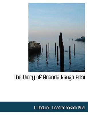 The Diary of Ananda Ranga Pillai
