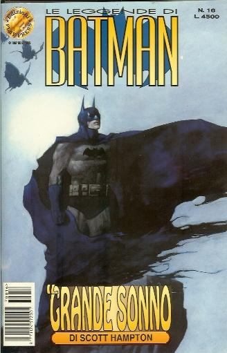 Le Leggende di Batman n. 16
