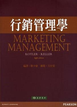 行銷管理學