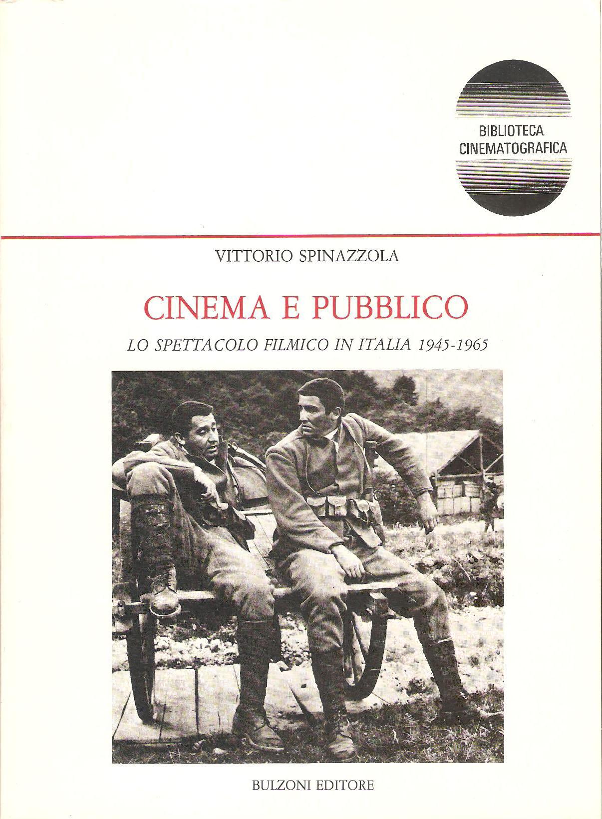 Cinema e pubblico
