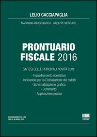 Prontuario fiscale 2016