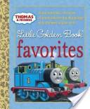 Thomas & Friends Little Golden Book Favorites