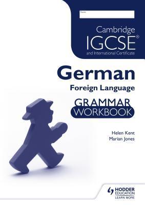 Cambridge Igcse German Foreign Language Grammar Workbook