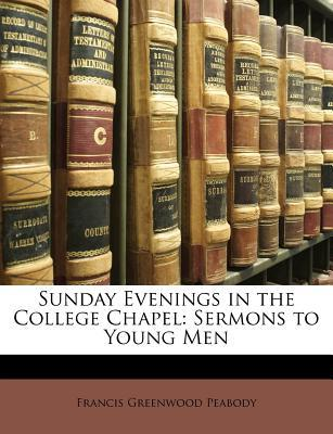 Sunday Evenings in the College Chapel