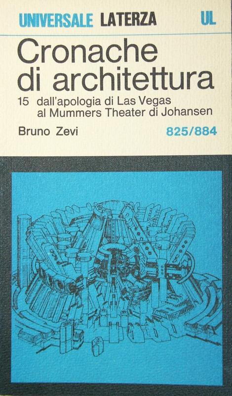 Cronache di Architet...
