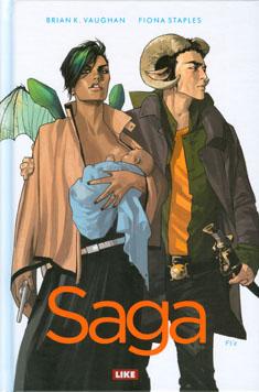 Saga, 1