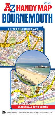 Handy Map of Bournemouth
