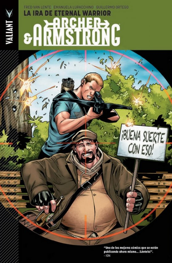 Archer & Armstrong #2