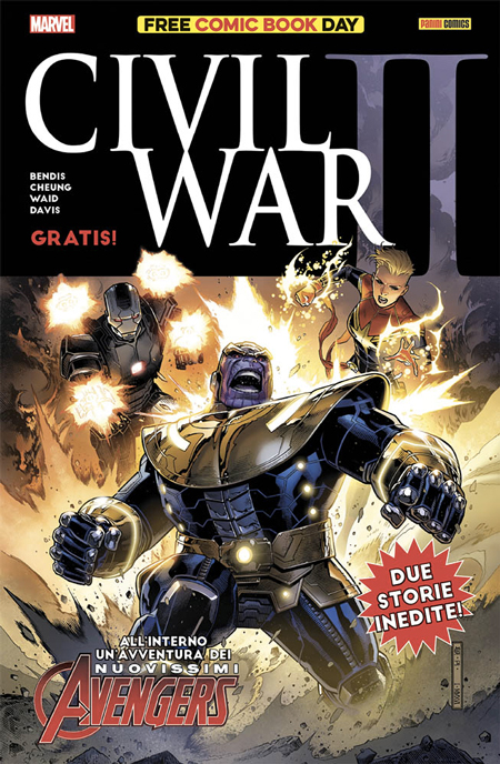 Civil War II - I nuo...
