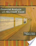 Financial Analysis with Microsoft® Excel® 2007