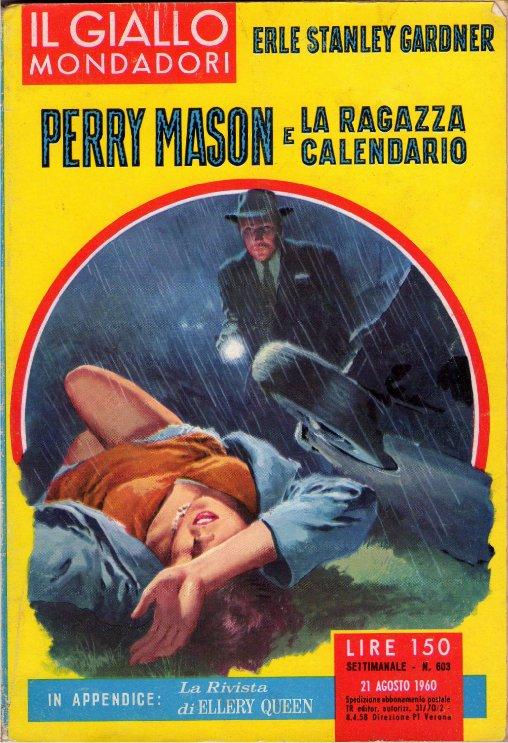 Perry Mason e la ragazza calendario