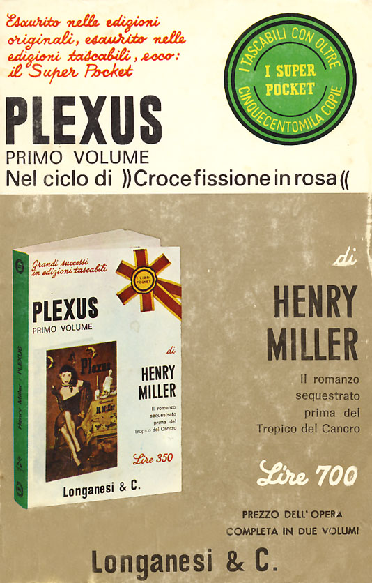 Plexus (Volume I)