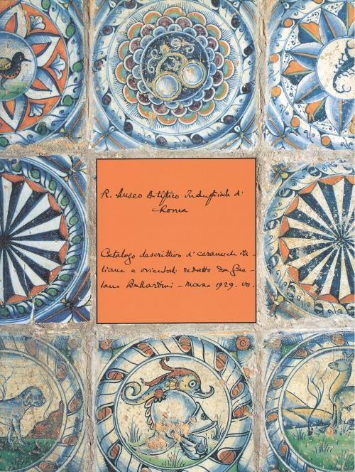 Gateano Ballardini E LA Ceramica a Roma