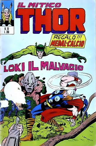 Il Mitico Thor n. 19