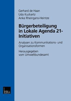 Burgerbeteiligung in lokale Agenda 21-initiativen