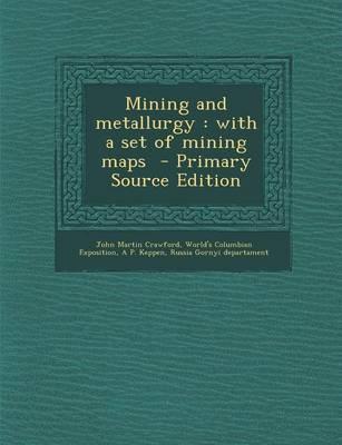 Mining and Metallurg...