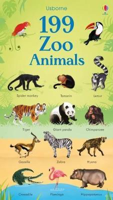 199 zoo animals. Edi...