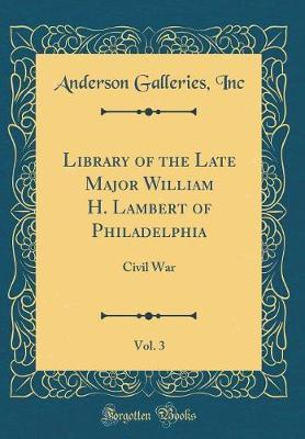 Library of the Late ...