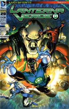 Lanterna Verde #29