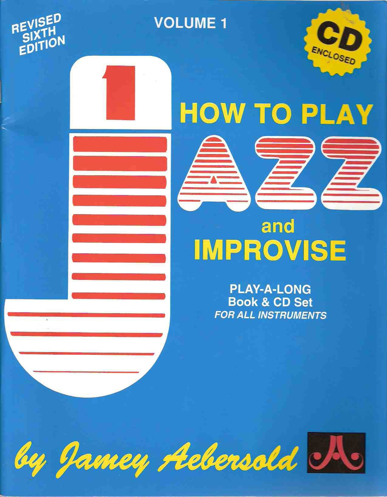 How To Play Jazz and Improvise / Book and CD