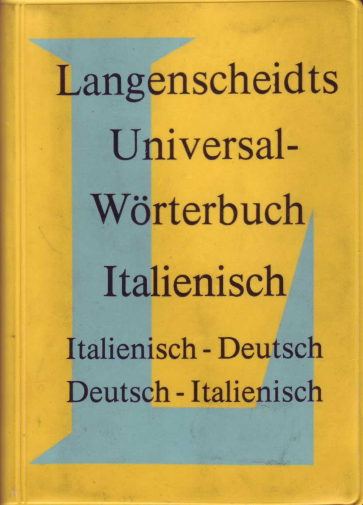 worterbuch italienisch deutsch deutsch italienisch
