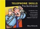 The telephone skills...