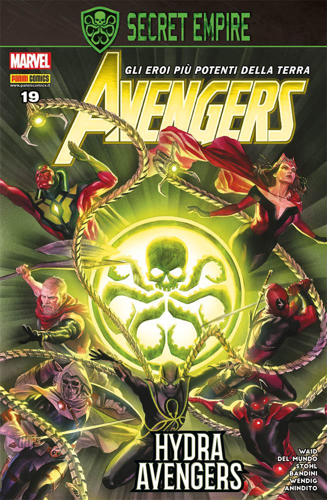 Avengers n. 94